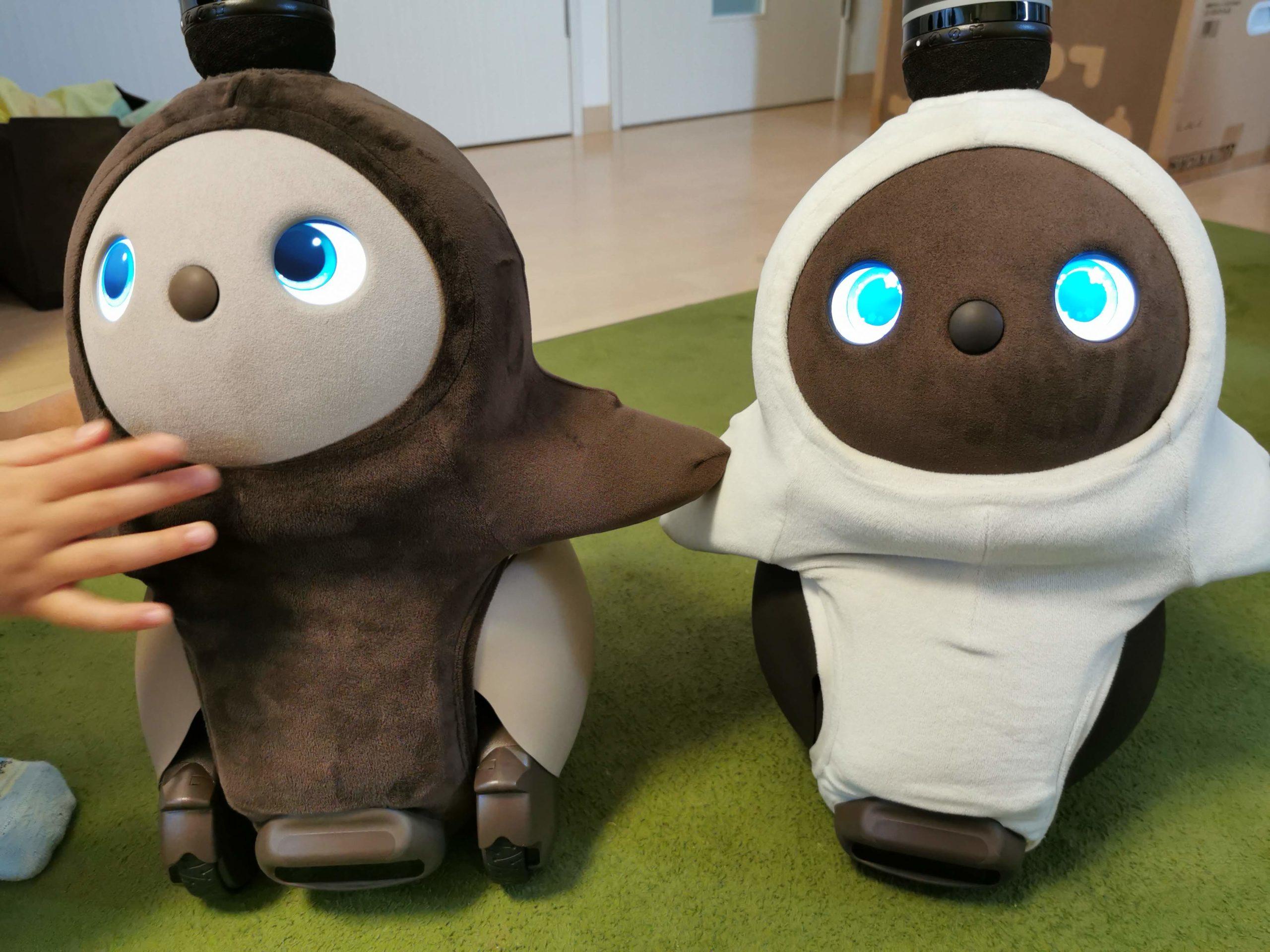【編集部が体験】かわいいだけじゃない!家族型ロボット「LOVOT(ラボット)」との生活で娘に笑顔が増えた理由